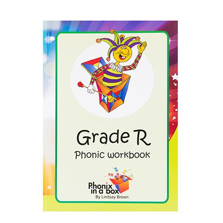 Grade R Phonic Workbook (Sassoon font)