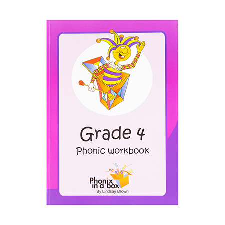 Grade 4 Phonics Workbook